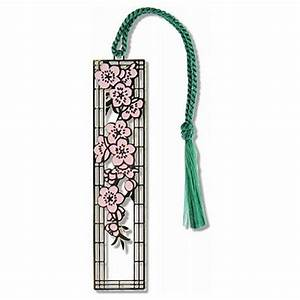 Cherry Blossom Bookmark – Library of Congress Shop