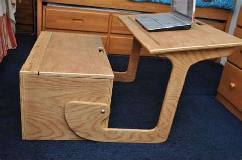 woodwork toy box desk plans  plans