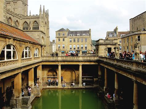 Visiting City Of Bath Unesco World Heritage Site In