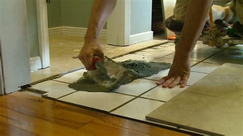 linoleum wood flooring how to lay tile a tile floor today 39 s homeowner