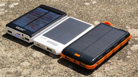 powerbank mit solar solar powerbank xtpower im test techtest