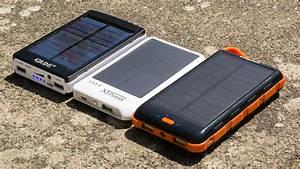 Solar Powerbank Test : solar powerbank von xtpower im test techtest ~ Kayakingforconservation.com Haus und Dekorationen