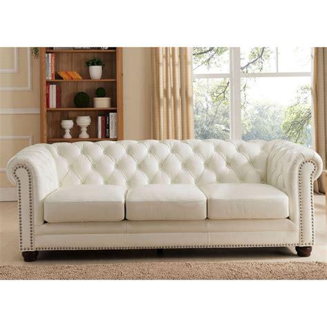leather tufted sofa tufted sofa luxury tufted sofa 87 for 6896