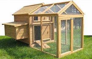 Movable Chicken Coop Pictures