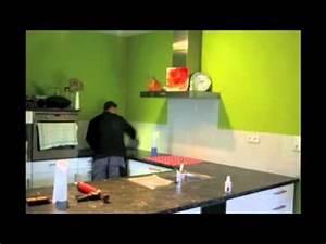 Plexiglas Küchenrückwand Ikea : k chenr ckwand duschr ckwand und spritzschutz montage doovi ~ Frokenaadalensverden.com Haus und Dekorationen