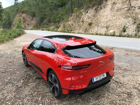 We Drove The 2019 Jaguar Ipace, And It's A Gamechanger