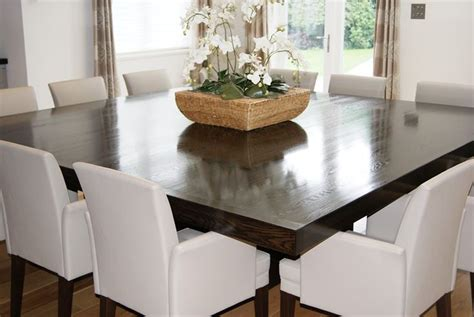 Simple   Seater Square Dining Table Dining Room Table