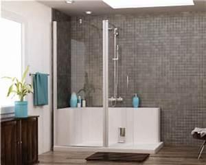 Baignoire A Porte Lapeyre : paroi remplace baignoire facilot ~ Premium-room.com Idées de Décoration