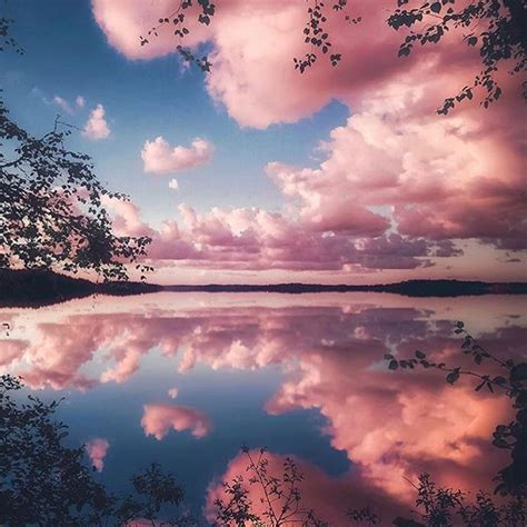 cotton candy skies  finland photography  atjuusohd