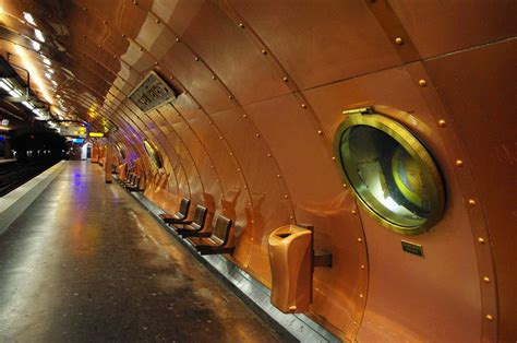 89 Of The Most Beautiful Metro Stations In The World