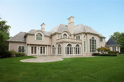 4 795 million newly listed european style stucco mansion