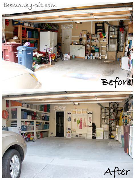 garage transformation ideas my home tours the kim six fix