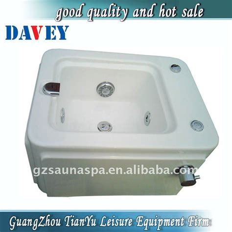 Pedicure Sinks With Jets Uk by Sale Acrylic Pedicure Sink With Jets Bath Basin Buy