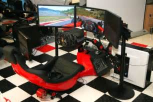 Cheap Computer Chair by Racing Cockpit Archives Damngeeky