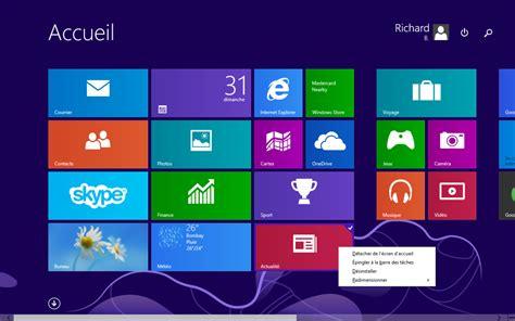 taille icone bureau module 2 le système d 39 exploitation windows 8 1 1 9 1