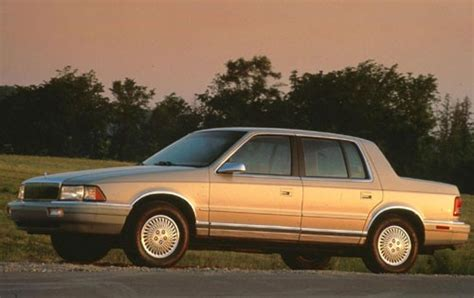 how to fix cars 1994 chrysler lebaron user handbook used 1994 chrysler le baron pricing for sale edmunds