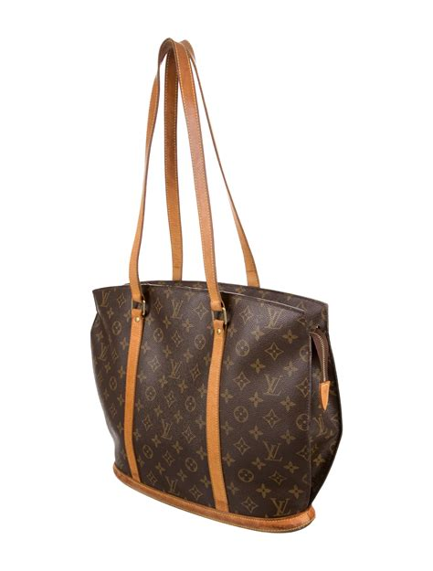 louis vuitton monogram babylone tote handbags
