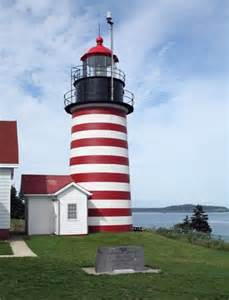 West Quoddy Head Lighthouse Maine
