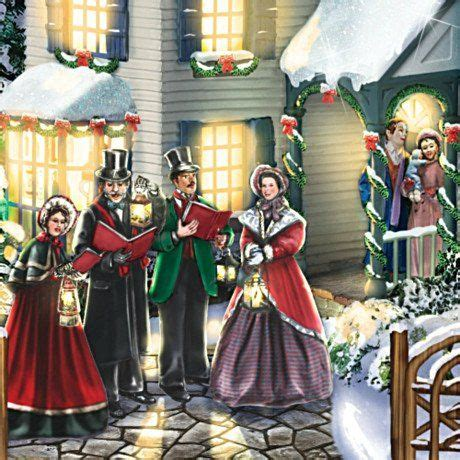 outdoor victorian christmas carolers tyresc