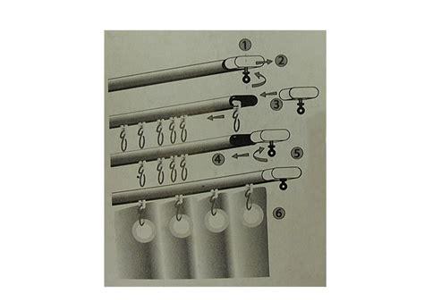 glisseurs pour rideau  oeillets pour tringle systeme rail