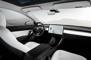 2021 Tesla Model 3 Interior Photos | CarBuzz