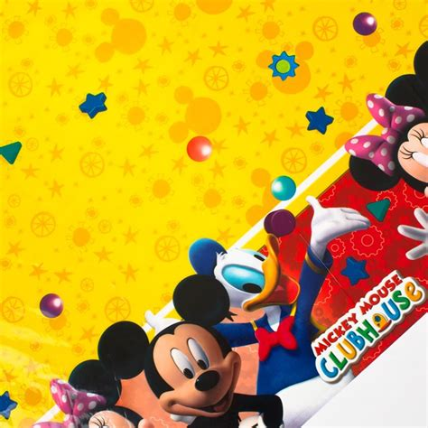 mickey mouse clubhouse table cover disney table cover mickey mouse clubhouse