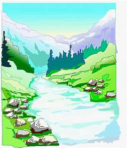 river-clip-art-17.gif (490×576) | Curtains | Pinterest ...