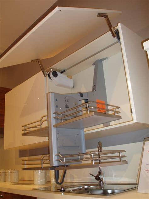 pull  shelves modern kitchen toronto  svea