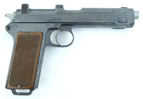 The Mauser 1914 Pistol