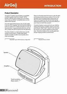 Russound Airgo Outdoor Wiring Diagram