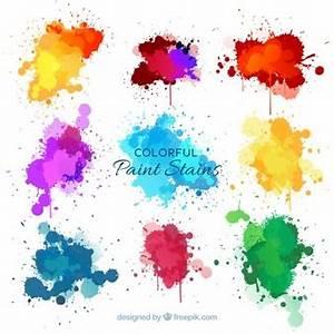 Color Splash Vectors Photos And PSD Files Free Download
