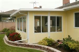 Aluminum Screened Patio Enclosures