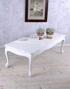 Table Basse Campagne Chic : table salon blanc table style maison de campagne table basse shabby chic ebay ~ Teatrodelosmanantiales.com Idées de Décoration