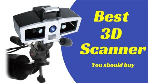Best 3d Scanners Best 3d Scanner 2017 Top 10