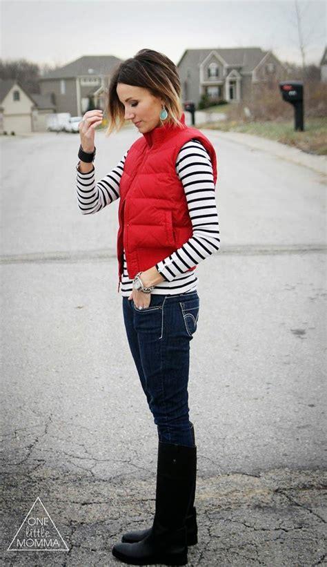 Fab Ways To Wear A Vest Glam Radar