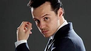 Andrew Scott is ready to return Moriarty - WOVOW