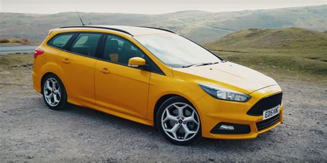 Ford Focus Diesel by Ford Focus St Diesel Reviewed Ford Authority