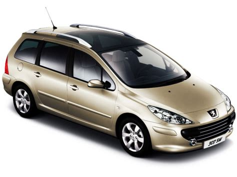 cool peugeot 307 sw peugeot 307 sw technical details history photos on