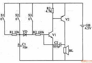 Doorbell Wiring Diagram Two Chime