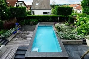 Swimmingpool Im Garten : swimmingpool im garten ~ Sanjose-hotels-ca.com Haus und Dekorationen