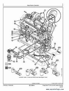 John Deere Powertech 4 5l 6 8l Diesel Engines Ctm104 Pdf