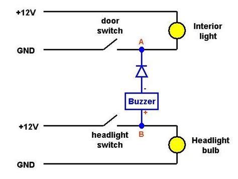 headlight warning wiring tr6 forum tr register forum