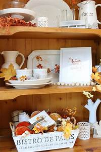 Fall Home Decor Ideas - Fall Home Tours