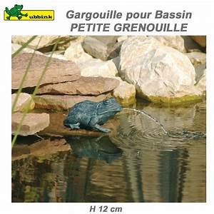 Bulleur Pour Bassin : gargouille pour bassin aquatique petite grenouille 1386008 ~ Premium-room.com Idées de Décoration