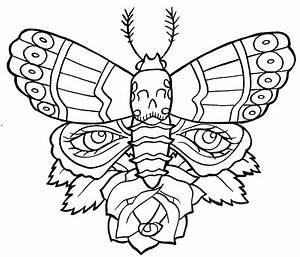 Traditional Rose Tattoo Outline | Tattoo Designs | Tattoo ...
