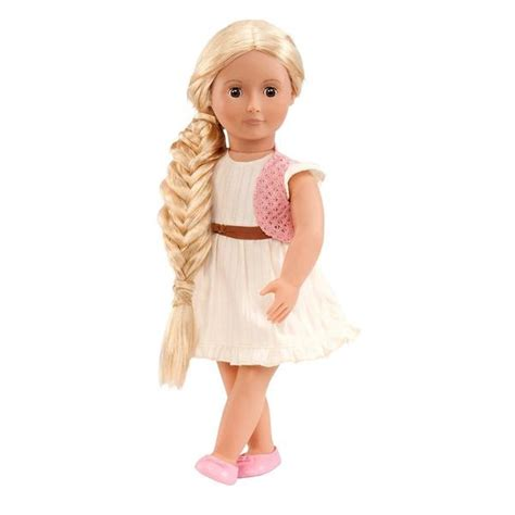 generation hair play doll phoebe browns toy emporium
