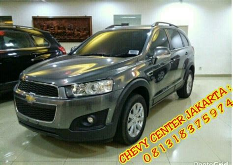 Modifikasi Chevrolet Captiva Diesel by Modifikasi Chevrolet Captiva Diesel Mobil W