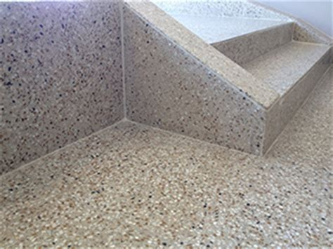 Terrazzo Flooring North Hollywood California   ACI