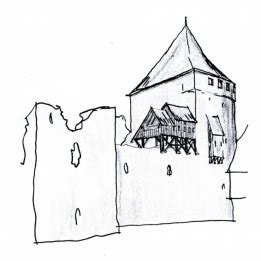 Atsākas restaurācijas darbi Bauskas pils tornī - Jaunumi ...