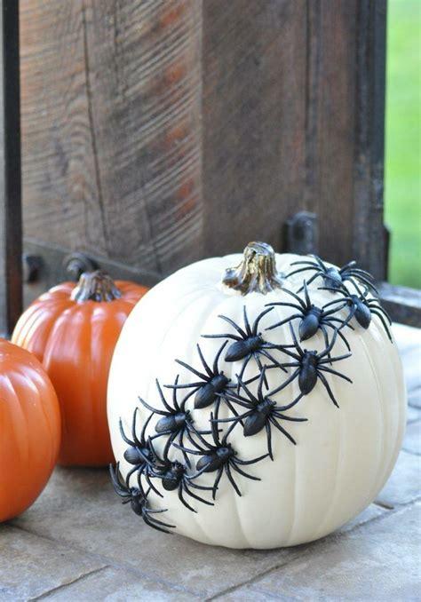 Kürbisdeko Für Halloween Selbermachen  20 Originelle Ideen